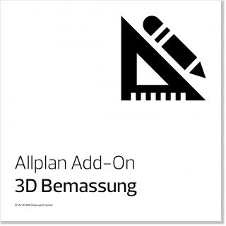 3D Bemassung